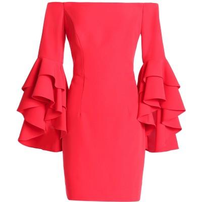 ミリー MILLY ミニワンピース&ドレス フューシャ 0 ポリエステル 90% / ポリウレタン 10% ミニワンピース&ドレス