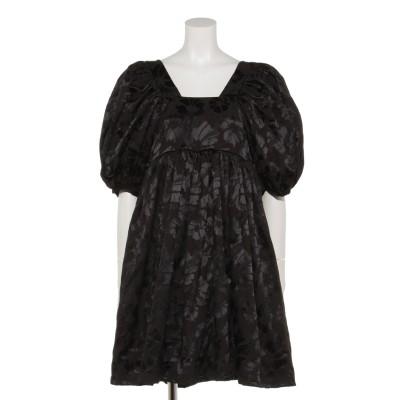 Poppy Preen Jacquard Mini Dress