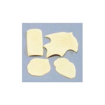 シリコン葉脈型マット 4pcsセット CDE295