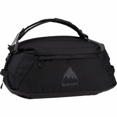 バートン Burton メンズ ボストンバッグ・ダッフルバッグ バッグ Multipath Expandable 60L Duffel Bag True Black Ballistic