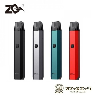 ZQ Xtal Pod System 520mAh ゼットキュー クリスタル エクスタル スターターキット 本体 mod ベイプ 電子タバコ vape  [M-14]
