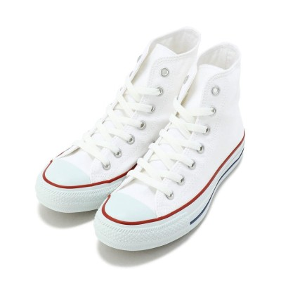 【ビーセカンド】 CONVERSE(コンバース)CANVAS ALL STAR Hi メンズ ホワイト 35 B'2nd