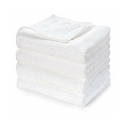 青未了 フェイスタオル やわらかホテルタイプ タオル 綿100% 厚手 重さ約105g 毛羽落ち少ない コットンタオル