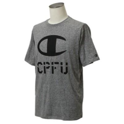 チャンピオン Tシャツ(ダークブルー・サイズ:L) Champion T-SHIRT メンズ CH-C3-PS301385-L 【返品種別A】