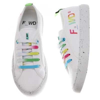 フォワード F_WD スニーカー ホワイト レディース fws34151a-12061