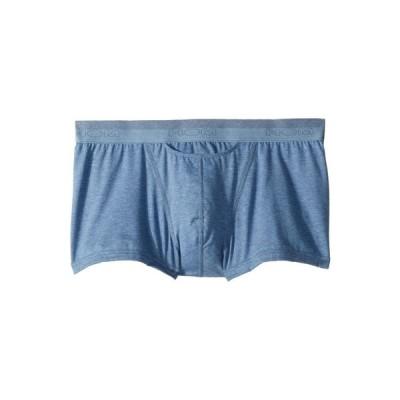 オム HOM メンズ ボクサーパンツ インナー・下着 Boxer Briefs HO1 Jeans Blue