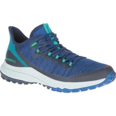 メレル ブーツ&レインブーツ シューズ レディース Bravada Trail Shoe (Women's) Cobalt Mesh