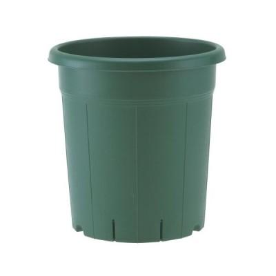アップルウェアー バラ鉢 12号グリーン /植木鉢 プラスチック・プランター