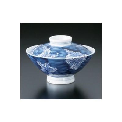 和食器 / 大茶 群葉蓋付大茶 寸法:14.8 x 9cm