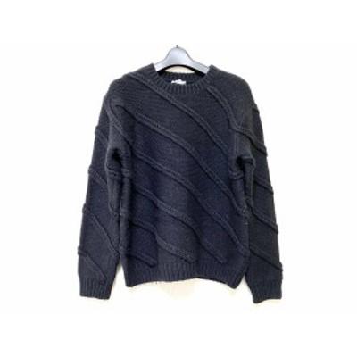 セオリーリュクス theory luxe 長袖セーター サイズ038 M レディース 黒【中古】20201210