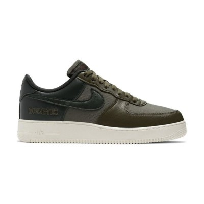 NIKE AIR FORCE 1 GTX LOW 'GORE-TEX' ナイキ エア フォースワン ゴアテックス 【MEN'S】 medium olive/sail-seal brown-deepest green CT2858-200