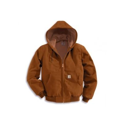 Carhartt Duck Active Jacket Brown  / J131-211