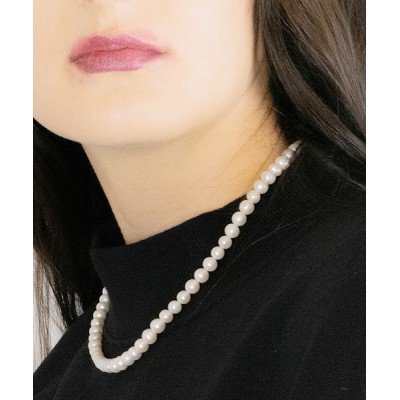ネックレス HERGO ハーゴ / Pearl Short Necklace パールショートネックレス / her-n008