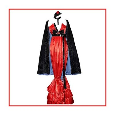 Game Girls Frontline Year Cosplay Costume Battle Unifrom Full Set Dress+Coat+Accessory for Christmas (Male M) Red【並行輸入品】