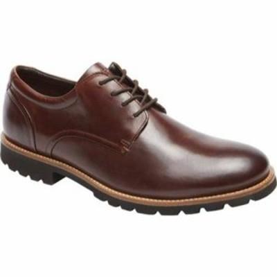 ロックポート 革靴・ビジネスシューズ Sharp & Ready Colben New Burnished Brown