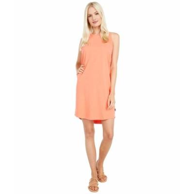 ノースフェイス ワンピース トップス レディース Woodmont Dress Miami Orange