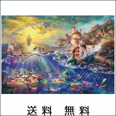 ジグソーパズル 1000ピース ディズニー リトル・マーメイド THE LITTLE MERMAID 51x73.5cm