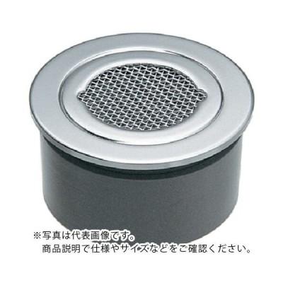 カクダイ VP・VU兼用防虫目皿(接着式) ( 400-233-40 ) (メーカー取寄)