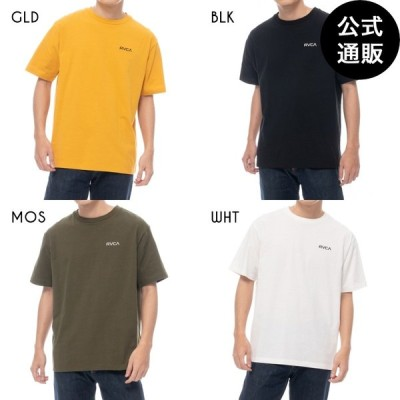 2020 RVCA ルーカ メンズ RVCA MC TEE Tシャツ 2020年夏モデルCO  全4色 S/M/L rvca