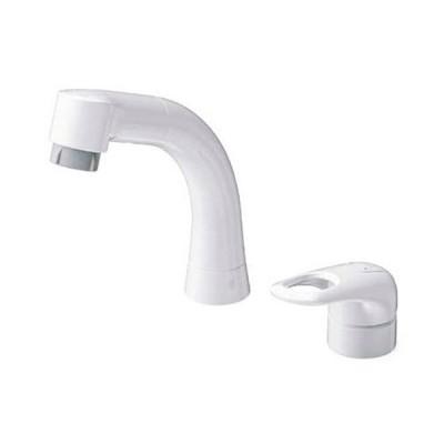 TOTO 洗面水栓 シングル混合水栓 TLS05301J