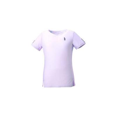 ゴーセン レディース ゲームシャツ ラベンダー 73 M T2061 GOSEN