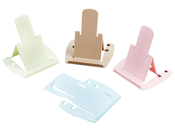 可調節便攜懶人折疊手機支架(1入)【D020936】顏色隨機出貨