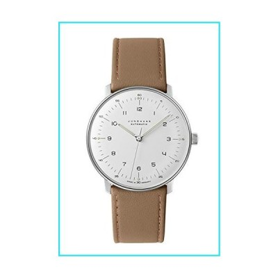 Junghans Max Bill Automatic Silver Dial Men's Watch 027/3502.00【並行輸入品】