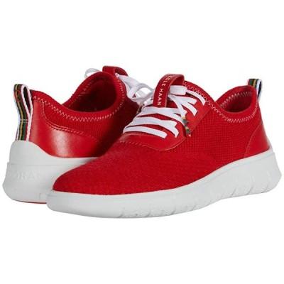 コールハーン Generation Zerogrand Stitchlite メンズ スニーカー 靴 シューズ Flame Scarlet/Optic White