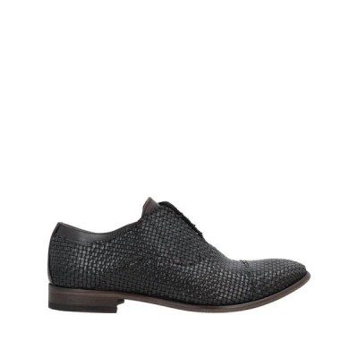 BRIAN DALES レースアップシューズ  メンズファッション  メンズシューズ、紳士靴  その他メンズシューズ、紳士靴 ブラック