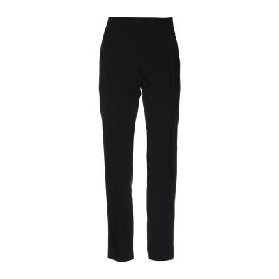 ピアヌラストゥーディ�� PIANURASTUDIO パンツ ブラック XS ポリエステル 94% / ポリウレタン 6% パンツ