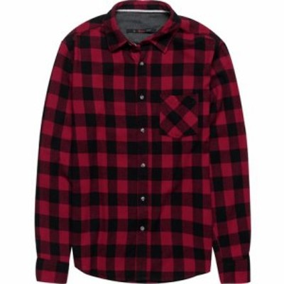 ストイック トップス Ponderosa Flannel Shirt - Mens