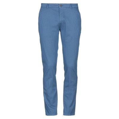 YAN SIMMON パンツ ブルー 30 コットン 98% / ポリウレタン 2% パンツ