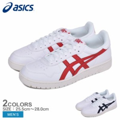 アシックス シューズ メンズ ジャパン S ホワイト 白 レッド 赤 ASICS 1191A212 靴 スニーカー スポーツ おしゃれ カジュアル 韓国 人気