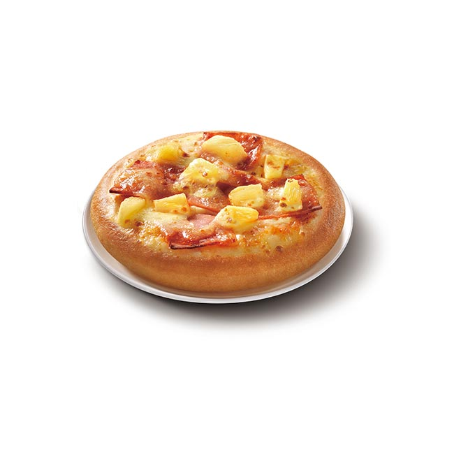 必勝客 六吋個人夏威夷口味比薩即享券