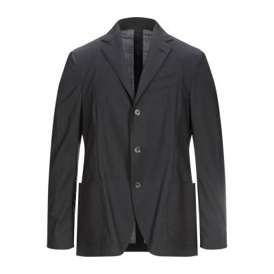 ラルディーニ LARDINI テーラードジャケット スチールグレー 50 ウール 98% / ポリウレタン 2% テーラードジャケット