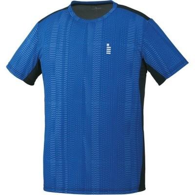 GOSEN ゴーセン ユニセックス ゲームシャツ T1914 ロイヤルブルー