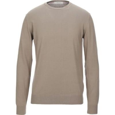 ウールアンドコー WOOL & CO メンズ ニット・セーター トップス sweater Khaki