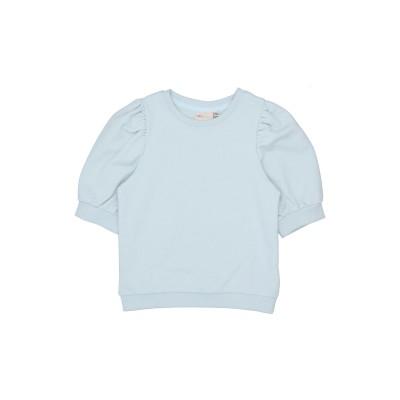 KIDS ONLY スウェットシャツ スカイブルー 9 オーガニックコットン 60% / ポリエステル 40% スウェットシャツ