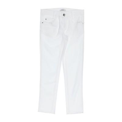 リュー ジョー LIU •JO ジーンズ ホワイト 8 コットン 97% / ポリウレタン 3% ジーンズ