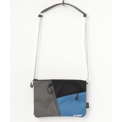 CustomCulture + 291295 HOMME / 【GERRY】サコッシュ・ショルダー CORDURA 0.5L MEN バッグ > ショルダーバッグ