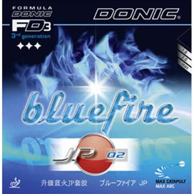 卓球 ラバー 初心者 中級者 上級者 卓球ラバー ala0072 DONIC ドニック ブルーファイア JP02