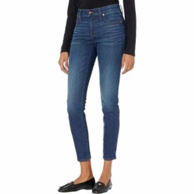 メイドウェル Madewell レディース ジーンズ・デニム ボトムス・パンツ 8 Skinny Skinny Jeans in Dark Indigo Greendale Wash