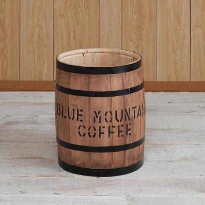 国産木樽 小サイズ ブラウン たる タル 木樽 プランター ウッド 木製 小物入れ インテリア おしゃれ かわいい 雑貨 ひのき 桧 代引不可