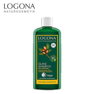 LOGONA〈ロゴナ〉シャインシャンプー〈アルガン〉 250ml