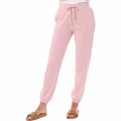 オルタナティヴ Alternative レディース スウェット・ジャージ ボトムス・パンツ Washed Terry Classic Sweatpants Rose Quartz