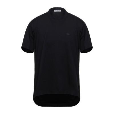 バレンシアガ BALENCIAGA T シャツ ブラック S コットン 100% T シャツ