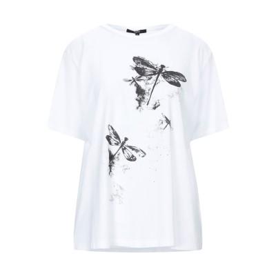 TIGHA T シャツ ホワイト XL コットン 100% T シャツ