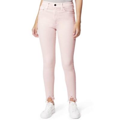 ジョーズジーンズ レディース デニムパンツ ボトムス The Charlie Ankle Skinny Jeans w/ Distressed Hem