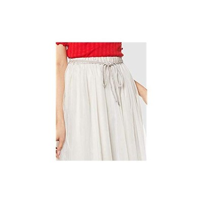 ジル バイ ジルスチュアート ボリュームチュールロング スカート レディース 125-9220033 ホワイト 日本 FR (FREE サイ