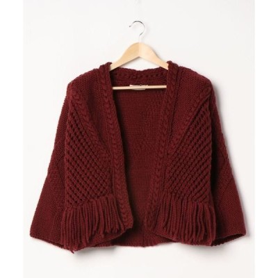 カーディガン 【W】【it】【one on one】Irritation Cardigan
